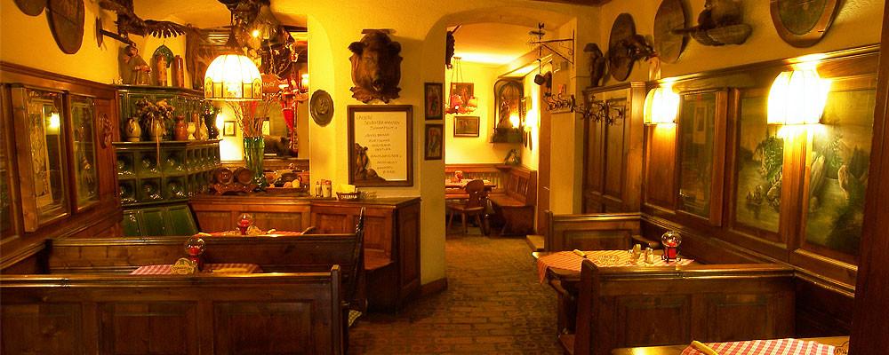 Gaststube | Gastwirtschaft | Pürstner